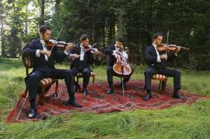 FEGUS Quartet